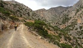 Valacha or Eligias canyon