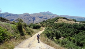 ebike tour hersonisos heraklion Crete Greece dikti mountains