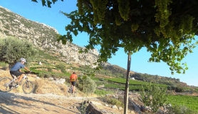 giouchtas giouchtaki mountain bike tour Crete Greece 11