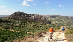 giouchtas giouchtaki mountain bike tour Crete Greece 4