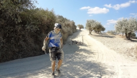 giouchtas giouchtaki mountain bike tour Crete Greece 5