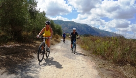 all ages bike tour cyclingcreta bike rentals Crete guided tours