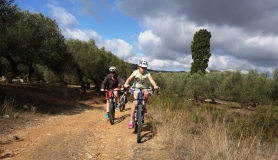pure nature cyclingcreta bike rentals Crete guided tours