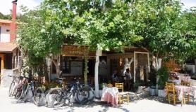 Tavern at Avdeliako Katharo Crete