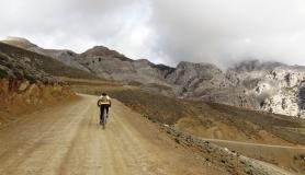 rocks kapetaniana kofinas koudoumas mountain bike tour Crete Kreta