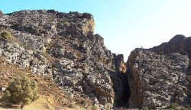 Tripitis canyon - Star trail