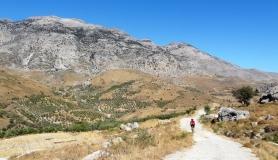 Koudouni mountai, east Psiloritis - Kato Riza