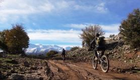 Roussa Limni Anogia Mitato bike tour Crete