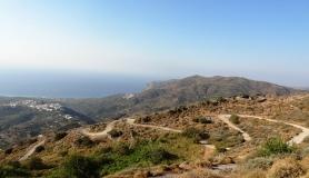 Merabelo bay and Tourloti village