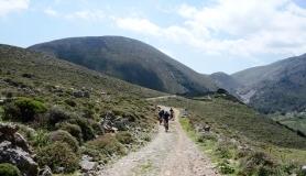 the mountains above Monokara