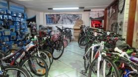 city bikes, mountain bikes, road and kids bikes