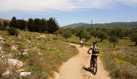 Pediada of Heraklion easy mtb tour cyclingcreta6