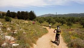 Pediada of Heraklion easy mtb tour cyclingcreta6
