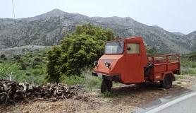 farmers old car