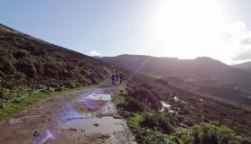 stone village bike tour Agios Thomas 2