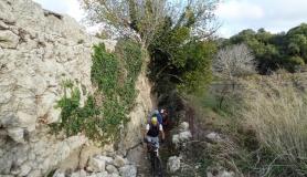 stone village bike tour Agios Thomas Agios Georgios the water mill