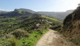 stone village bike tour Agios Thomas Crete countryside