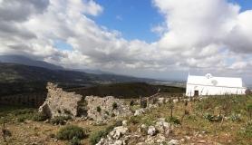 stone village bike tour Agios Thomas Melissa