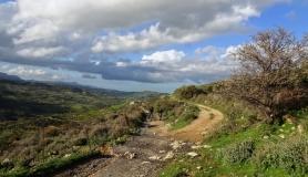 stone village bike tour Agios Thomas Plakoura