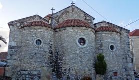 stone village bike tour Agios Thomas