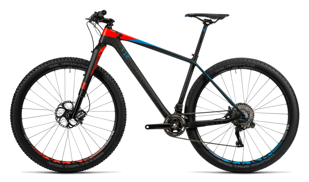 mountain bike cube hadrtail 29er