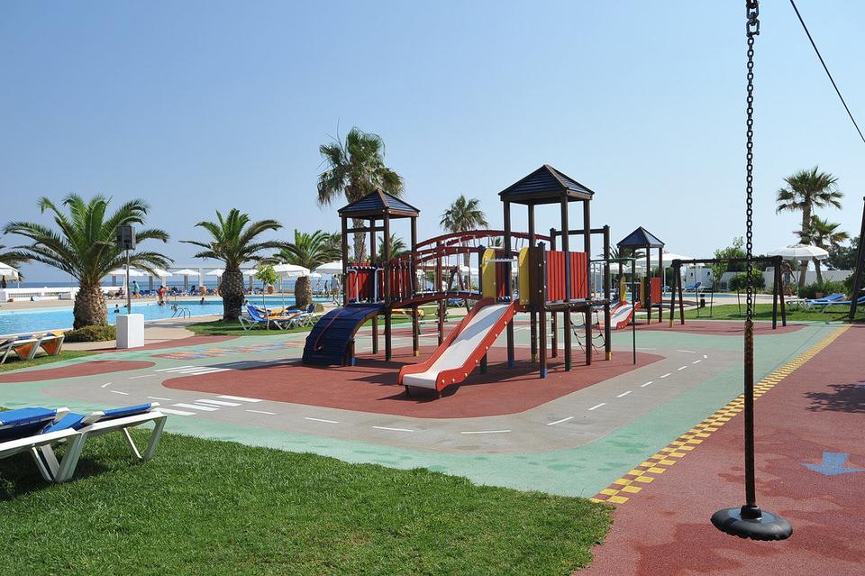Kids paradise on Crete