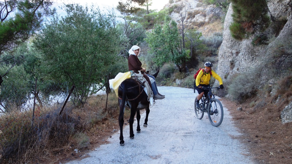8 discover real and traditional crete with a mountain bike. bike holidays cyclingcreta