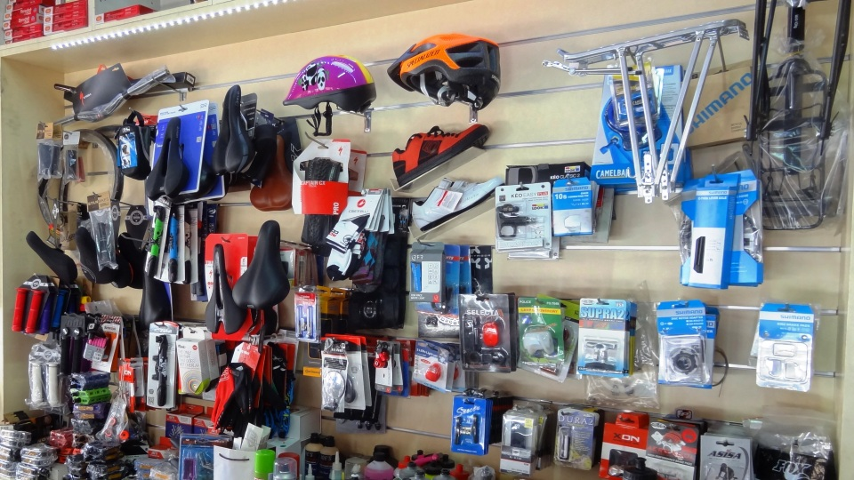 moraitis bikes accessories
