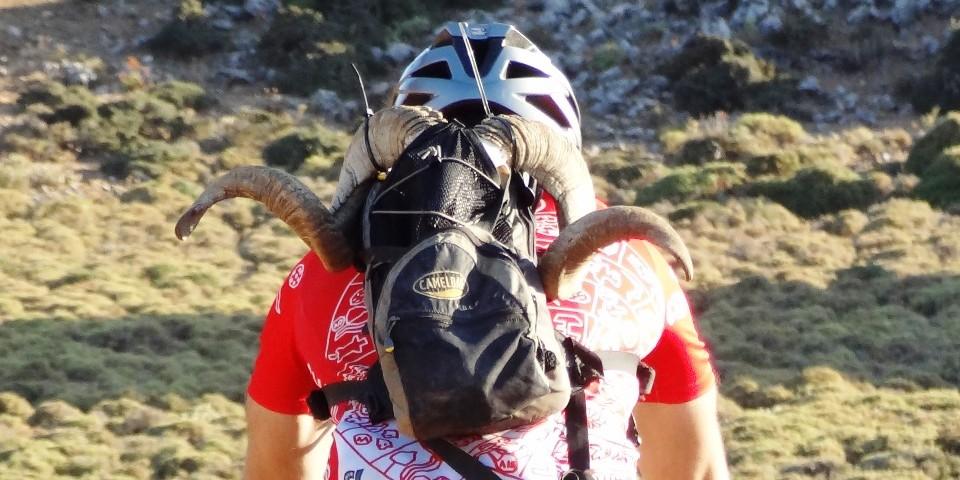 mountain bike back bag