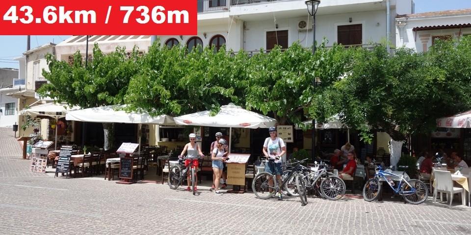 mochos classic feature image cyclists do stop at Mochos village