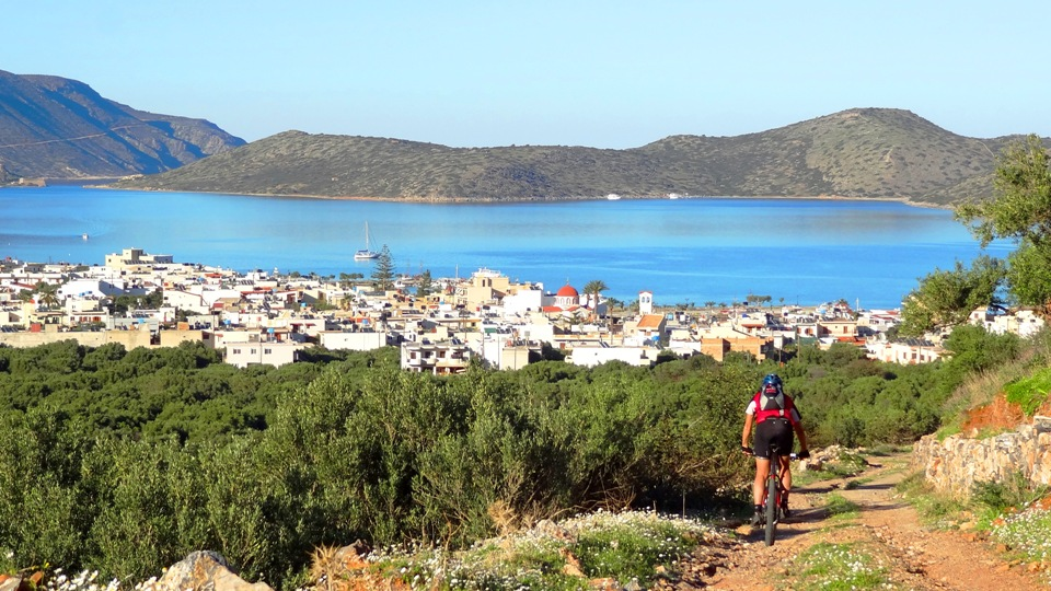 elounda cycling tours rentals free deliver guided tours