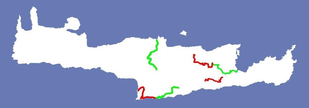 transcrete crete map