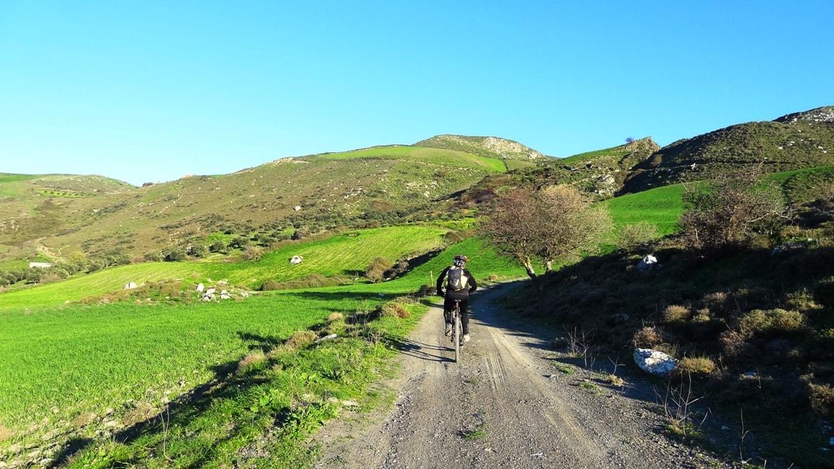 Monodendri mountain Crete