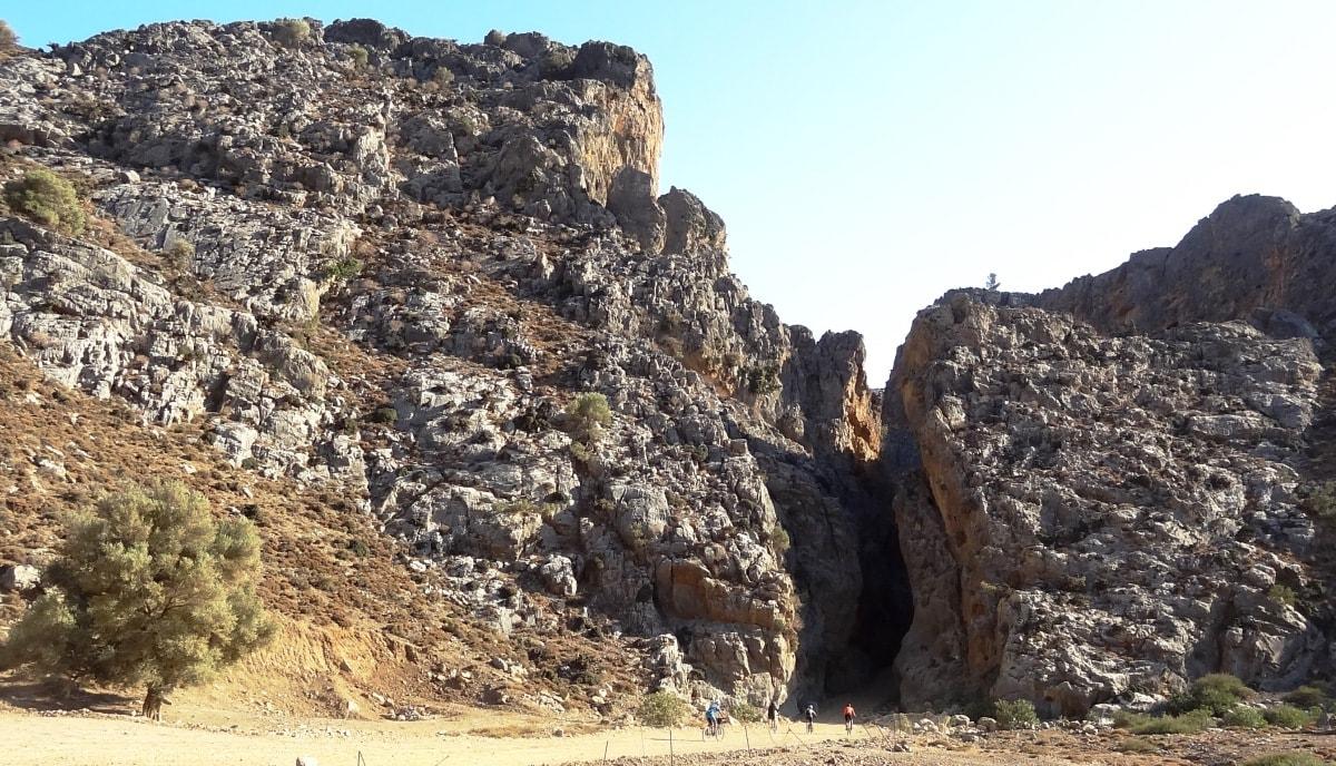 Tripiti Canyon Crete