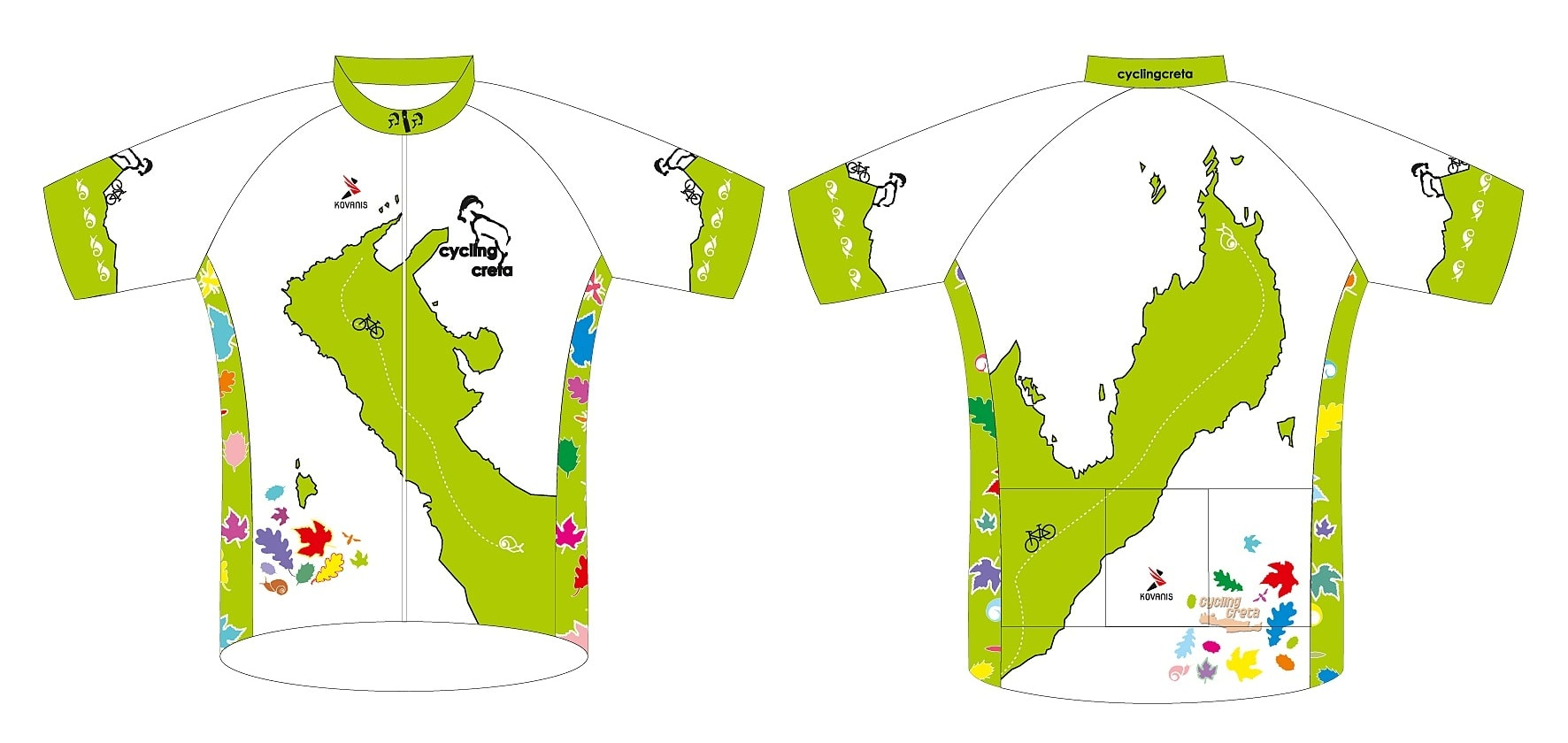cyclingcreta jersey island