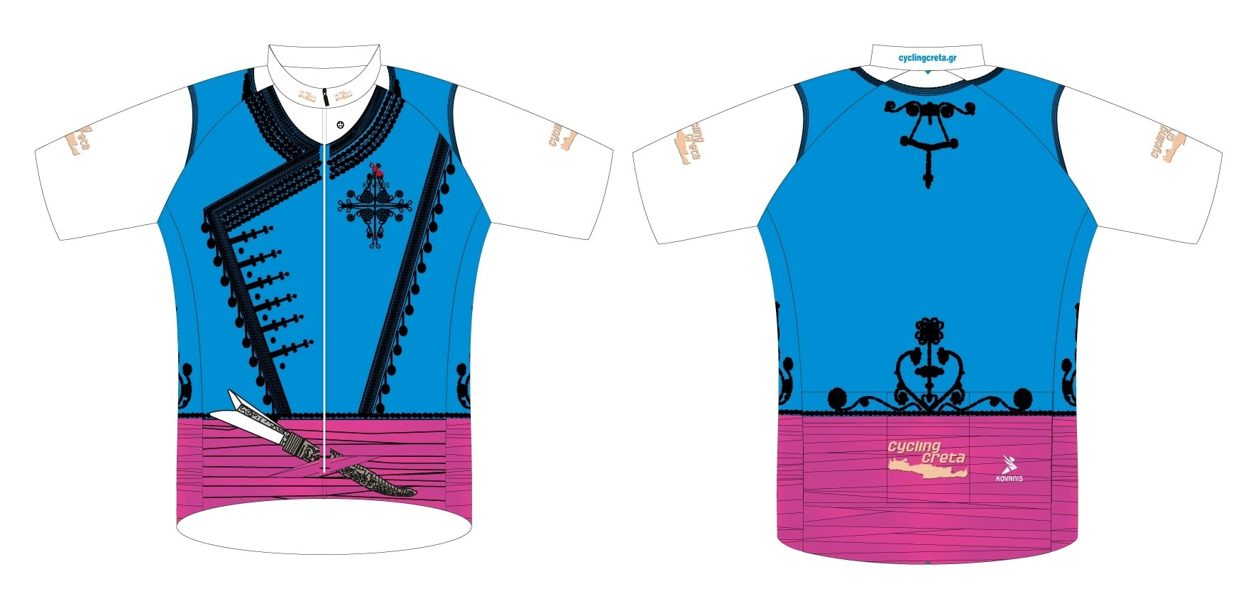 cyclingcreta jersey salvari