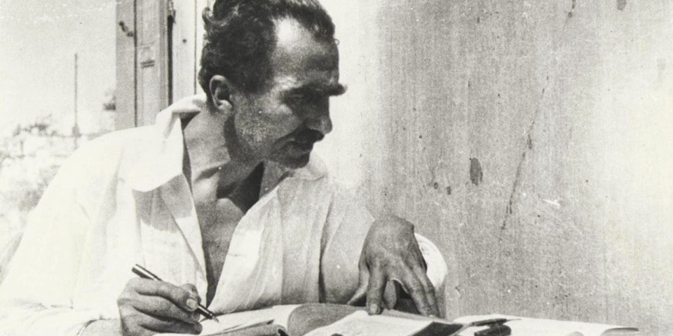 nikos kazantzakis for cyclists