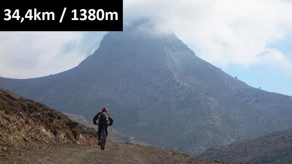 kapetaniana kofinas koudoumas mountain bike tour Crete Kreta feature
