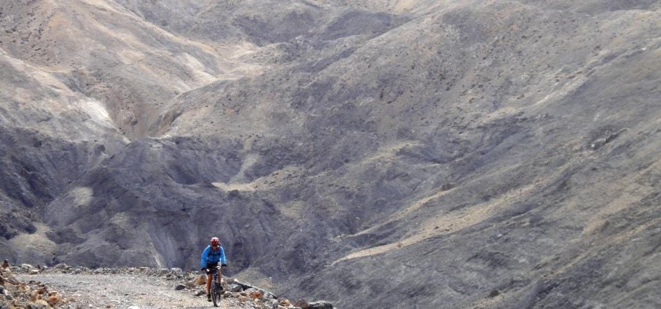 highmountains desert crete