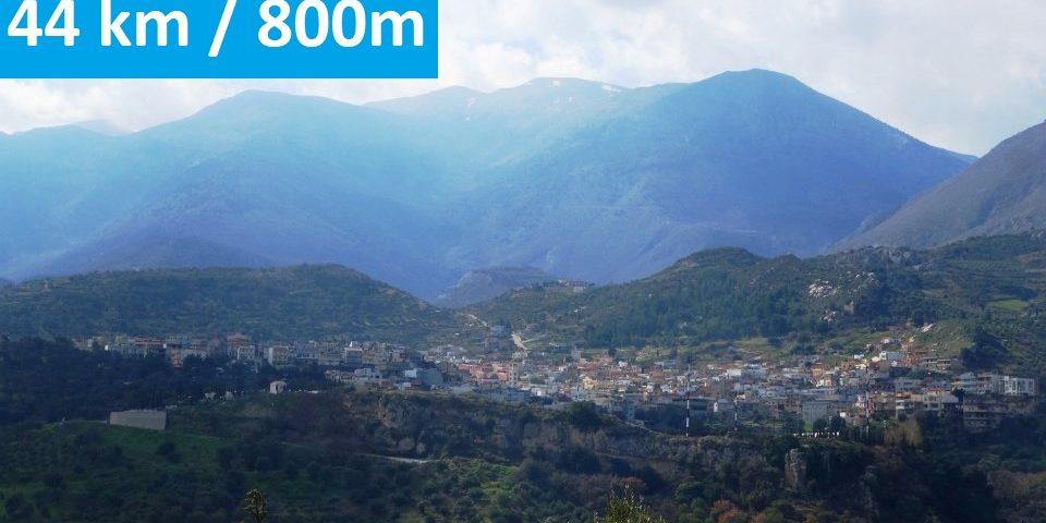 malvicino road bike tour Crete Krousonas village feature