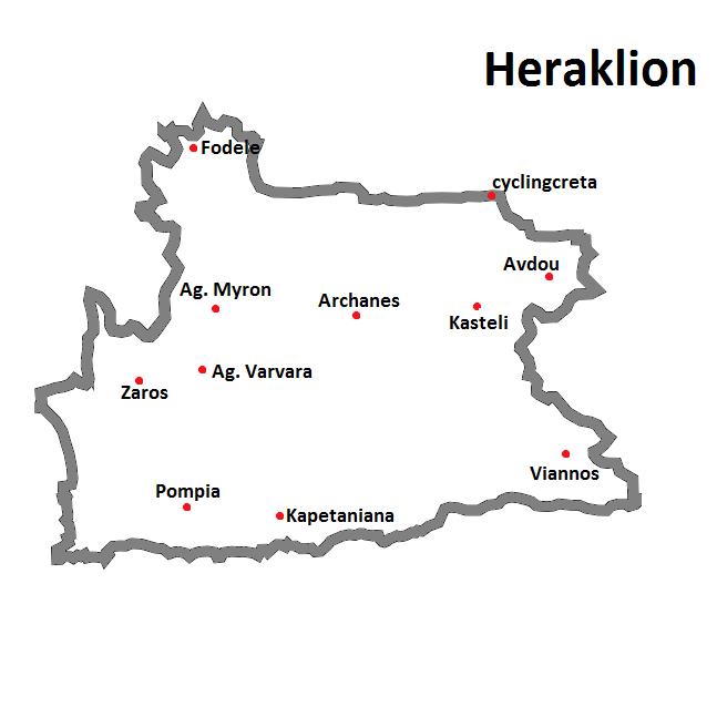 weather- of Crete heraklio region