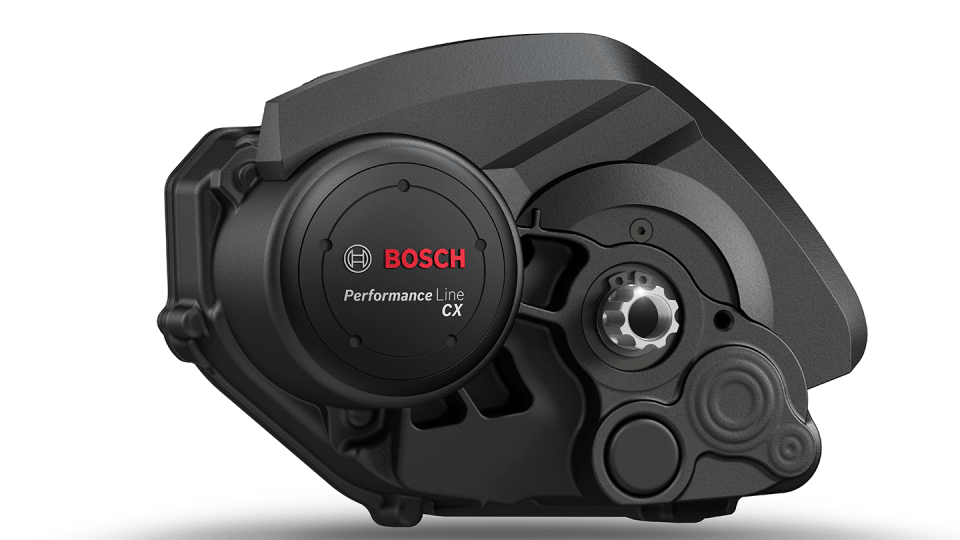 Bosch Drive Unit Performance CX crete ebike tours