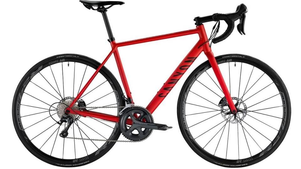 canyon-endurance-aluminium-ultegra-bike-renta-crete-