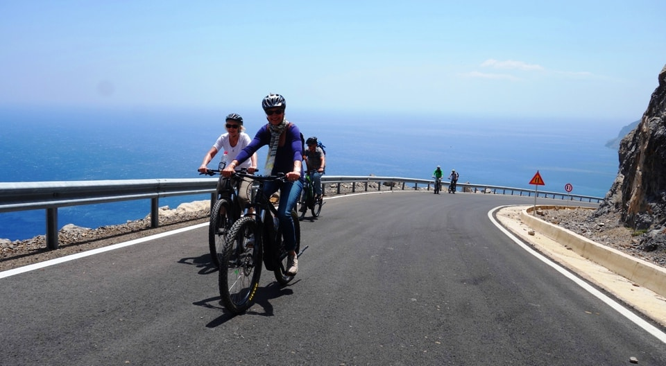 cretanization ebike tour of Crete south 1