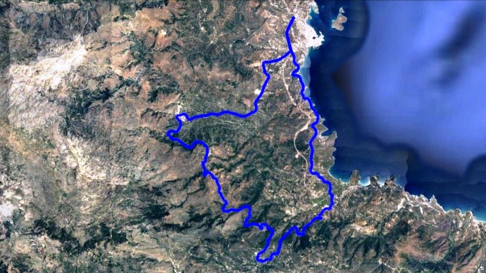 Agios Kritsa kroustas