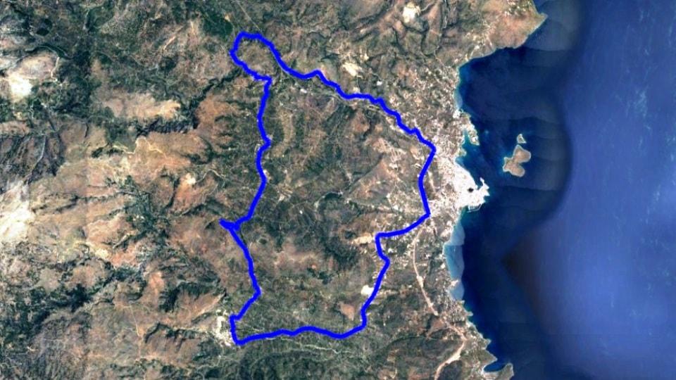 Agios Lato short