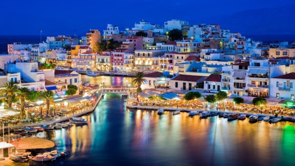 agios nikolaos bike region of crete bike rental