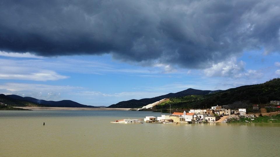 1-3-2015 sfendilli village Crete the new Atlantis of Aposelemis lake-min