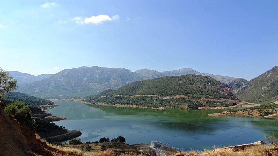 1 sfendilli village Crete the new Atlantis of Aposelemis lake-min