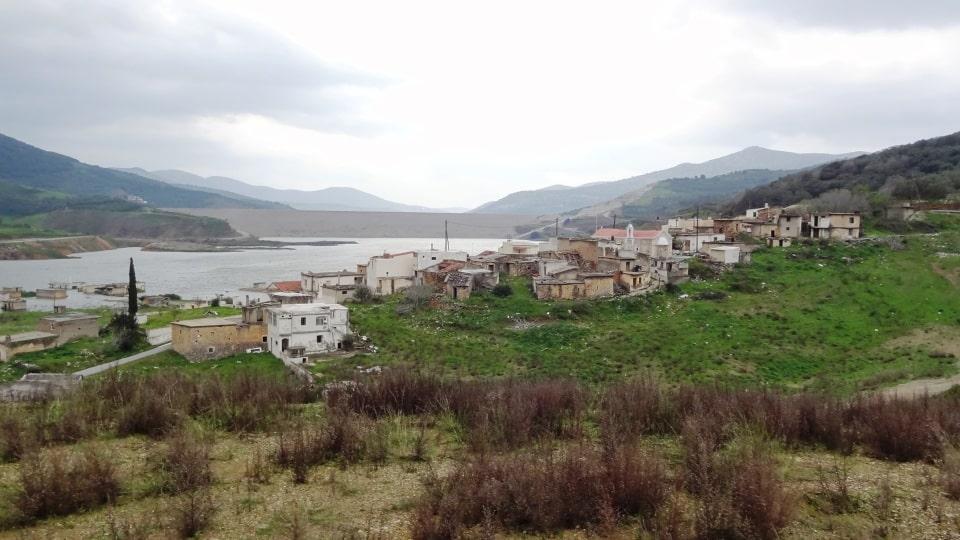 12-3-2014 sfendilli village Crete the new Atlantis of Aposelemis lake-min
